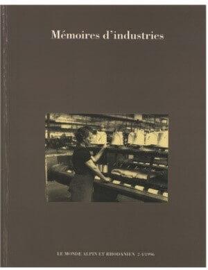 Revue Mémoires d'industrie