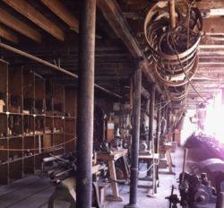 Friche industrielle : La tournerie mayet
