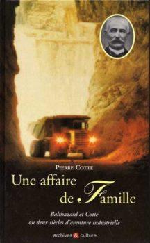 Pierre Cotte: Une affaire de famille