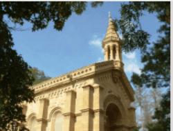 chapelle des Papetiers à Rives