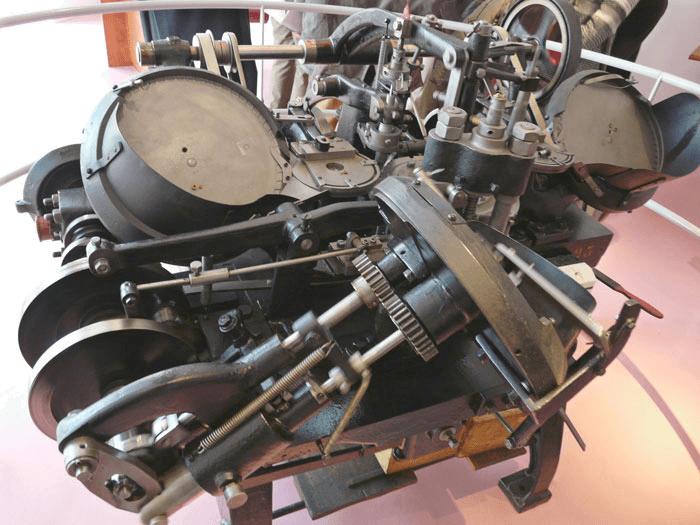 Musée ARaymond : une friche industrielle transformée en musée à Grenoble