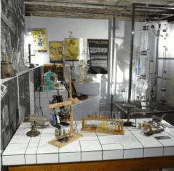 Musée de la Chimie à Jarrie