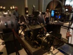 Musée  Hydrelec (EDF) à Vaujany